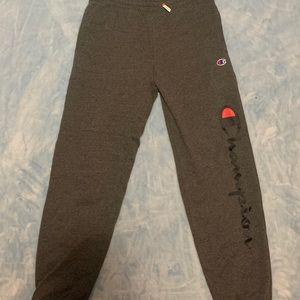 Youth Girls Champion Sweatpants